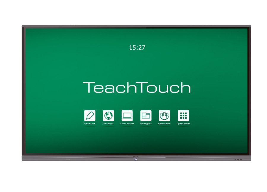 "Интерактивный комплекс TeachTouch 4.0 SE 86"", UHD, 20 касаний, Android 8.0"