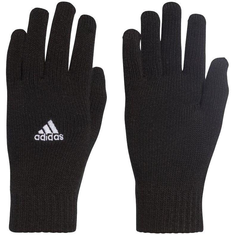Перчатки Tiro, черные, размер S фото
