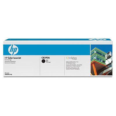 Тонер-картридж HP CB390A тонер картридж hp c4193a