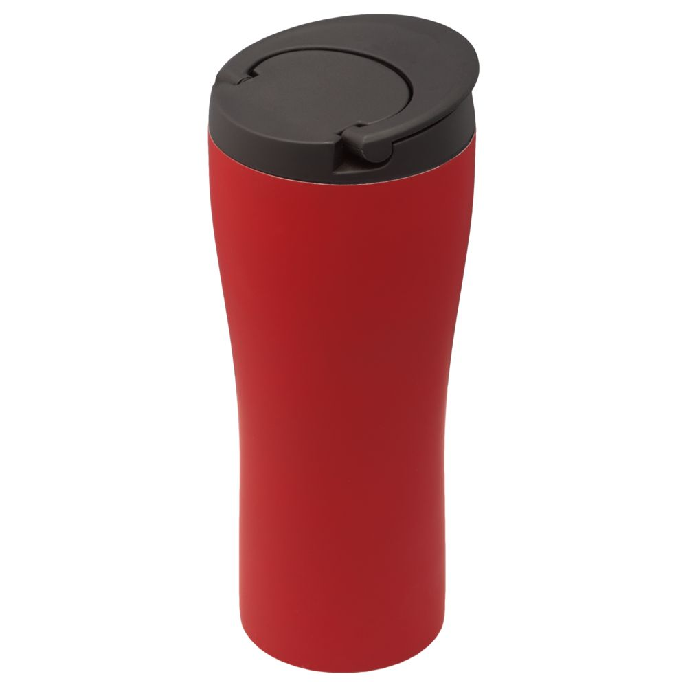 Термостакан Bucks, вакуумный, красный термостакан fixmug красный