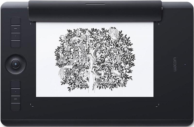 Intuos Pro L Paper (PTH-860P-R) цена и фото