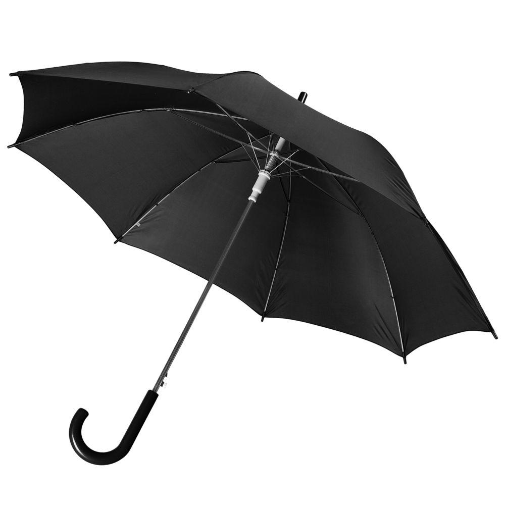 Фото - Зонт-трость Unit Promo, черный зонт трость unit promo желтый