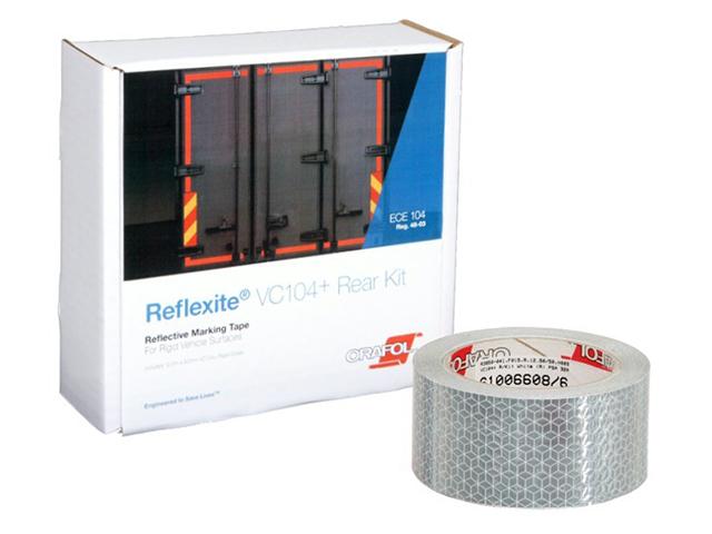 Oralite/Reflexite VC104+ Rigid Grade для жесткого борта, белая 0.05x12.5 м oralite reflexite vc104 rigid grade commercial для жесткого борта желтая 0 05x50 м