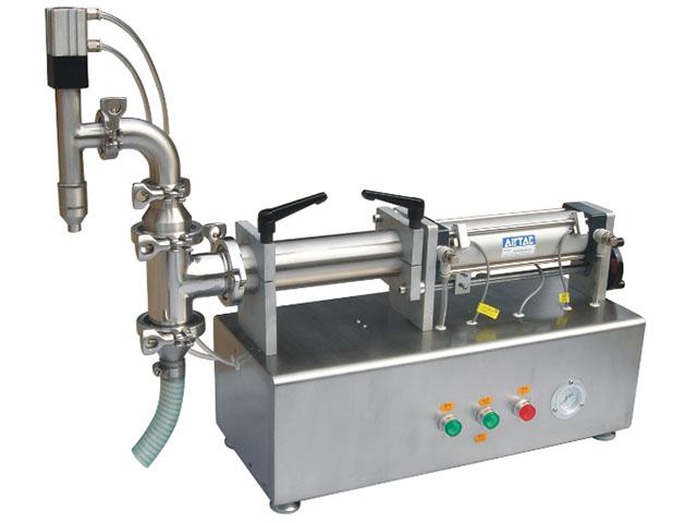 Настольный поршневой дозатор для пастообразных продуктов HL PPF-250T