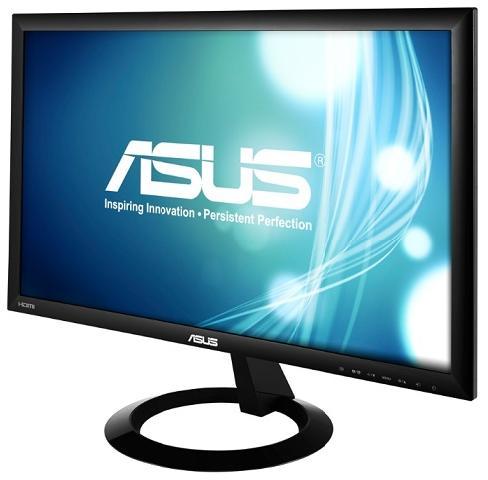 21.5 Asus VX228H Black (90LM00L0-B01670) 27 asus vc279h black 90lm01d0 b01670