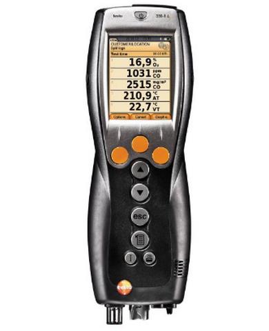 Анализатор дымовых газов 330-1 LL цена