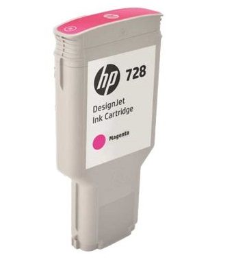 HP DesignJet 728 Magenta 300 мл (F9K16A) картридж hp 728 f9j66a magenta 130 мл