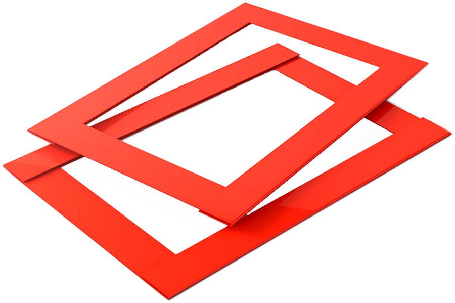 Фото - Календарные курсоры 2-ой размер, 100 шт, красные перчатки touch glove красные