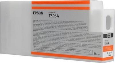 Фото - Epson T596A Orange 350 мл (C13T596A00) kapous studio шампунь для придания объема volume up 350 мл
