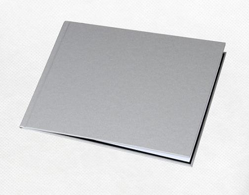 Фотообложка Unibind альбомная 3 мм, алюминевый корпус фото