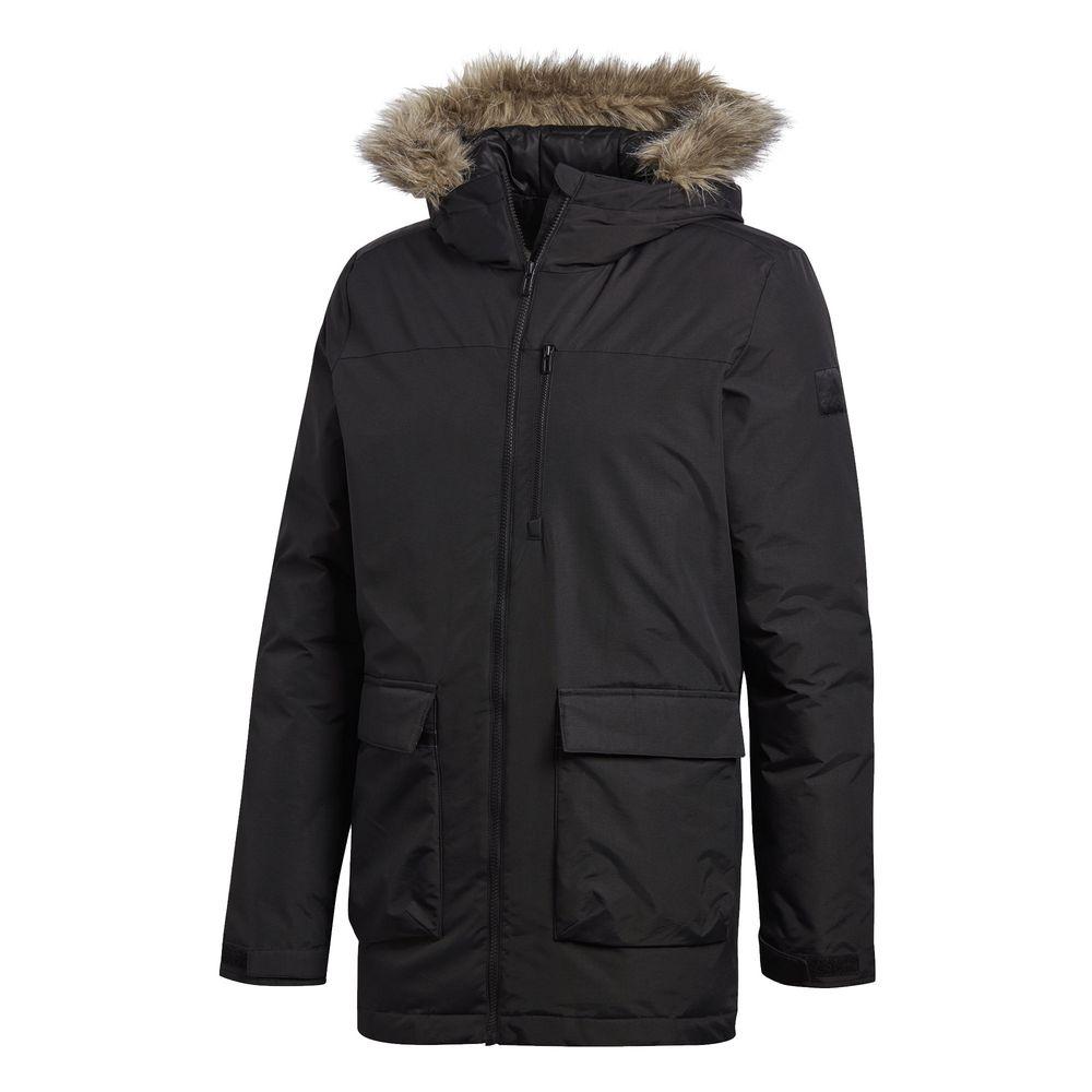 Куртка мужская Xploric, черная, размер XL фото