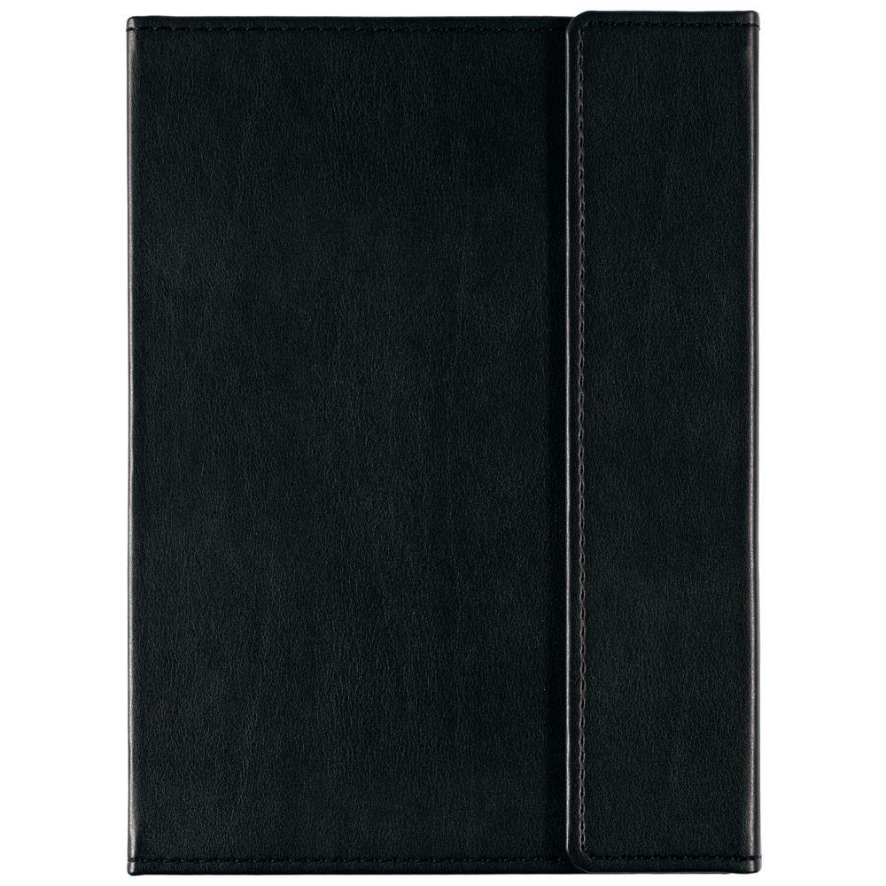 Ежедневник Left , недатированный, черный