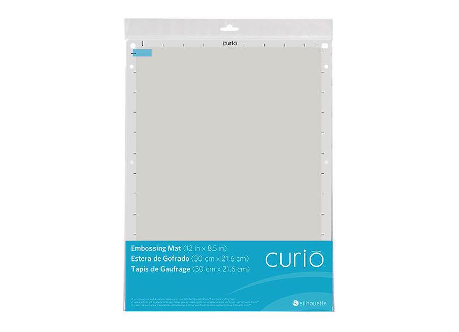 Кэрриер для тиснения (21.5x30.4 см) плоттеров Silhouette Curio