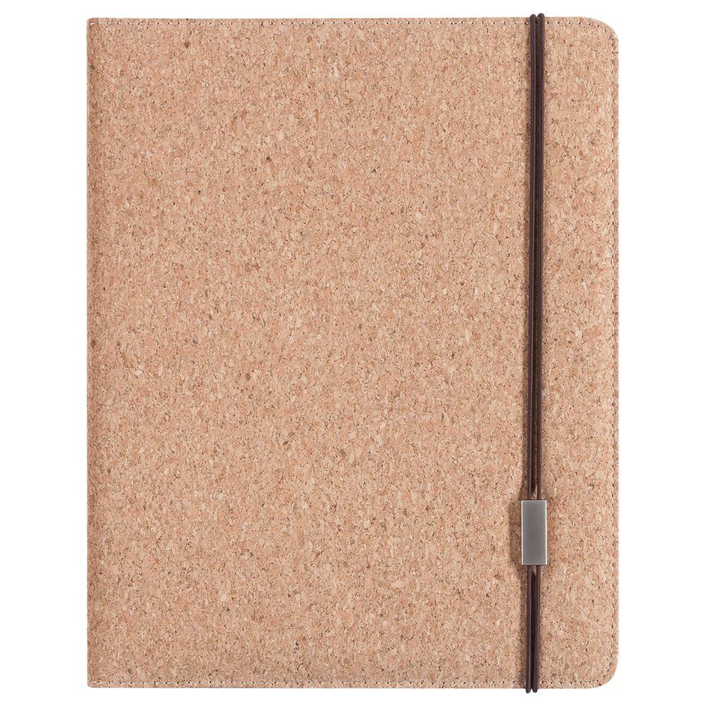 Папка Sobreiro формата А4 c блокнотом папка с блокнотом vernazza черная