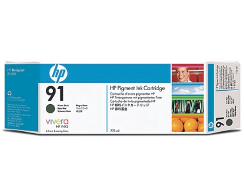 Фото - HP Vivera 91 Matte Black 775 мл (C9464A) p scharwenka 3 scherzi op 91