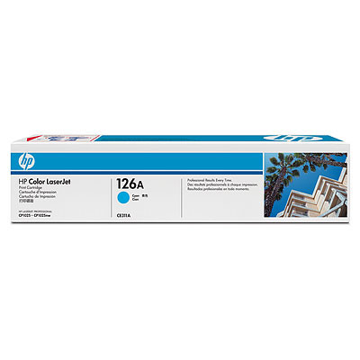 Тонер-картридж HP CE311A hp ce311a 126a