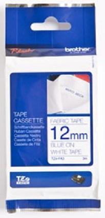 Пленка для наклеек на ткань Brother TZE-FA3 пленка