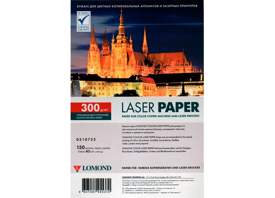 Фото - Lomond CLC DS Glossy A3, 300 г/м2, 150 листов (0310733) смартфон nokia nokia 3 ds ta 1032 copper