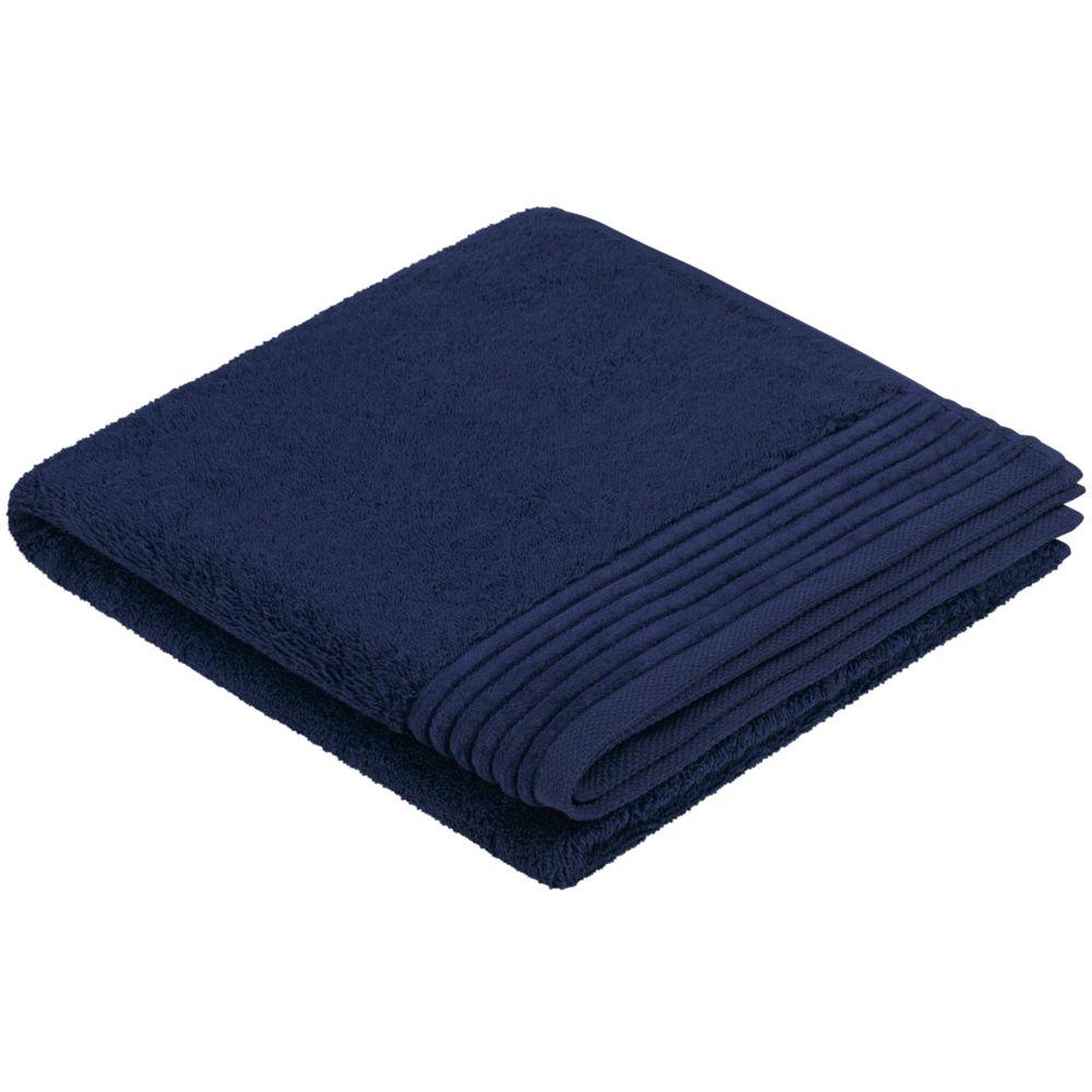 Полотенце Loft, среднее, синее