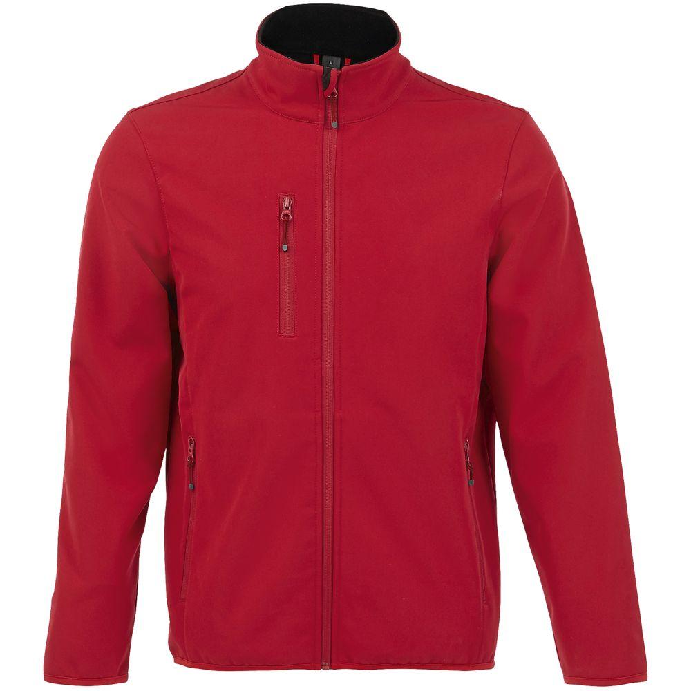 Куртка мужская Radian Men, красная, размер M