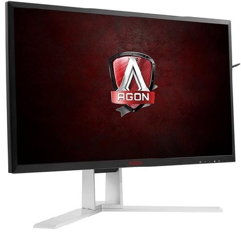 Фото - 23.8 Gaming AGON AG241QG black red монитор 25 aoc agon ag251fg black red led 1920x10800 240hz 1 ms 170° 160° 400 cd m 50m 1 hdmi displayport