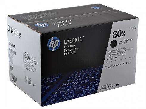 Тонер-картридж HP 80X CF280XF