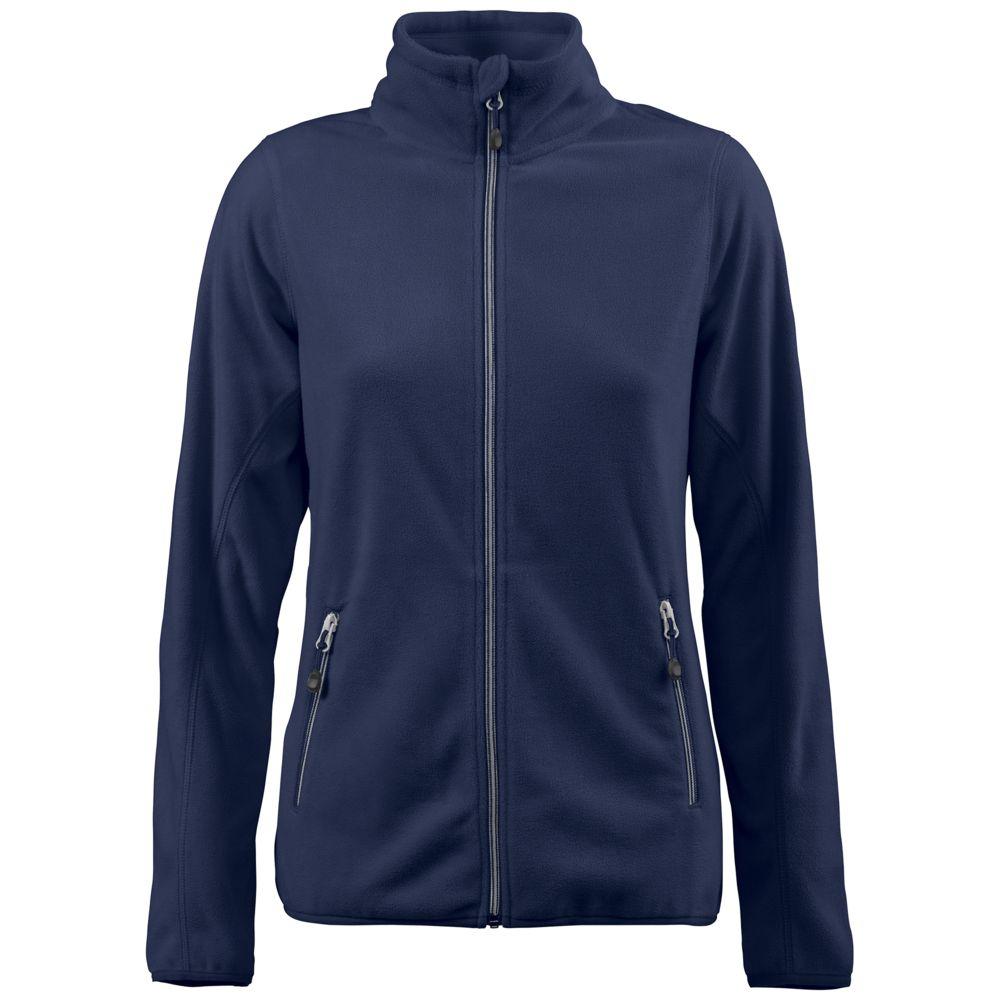 Куртка женская TWOHAND темно-синяя, размер L куртка женская oodji ultra цвет темно бежевый 10203059 1 32754 3500n размер 36 42 170