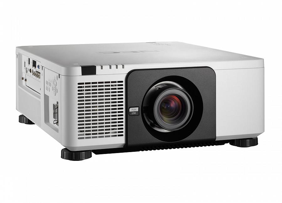 Фото - NEC PX1004UL white с объективом NP18ZL nec p506ql dlp