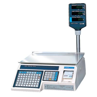 Весы с печатью этикеток CAS LP 15R v.1.6 фото