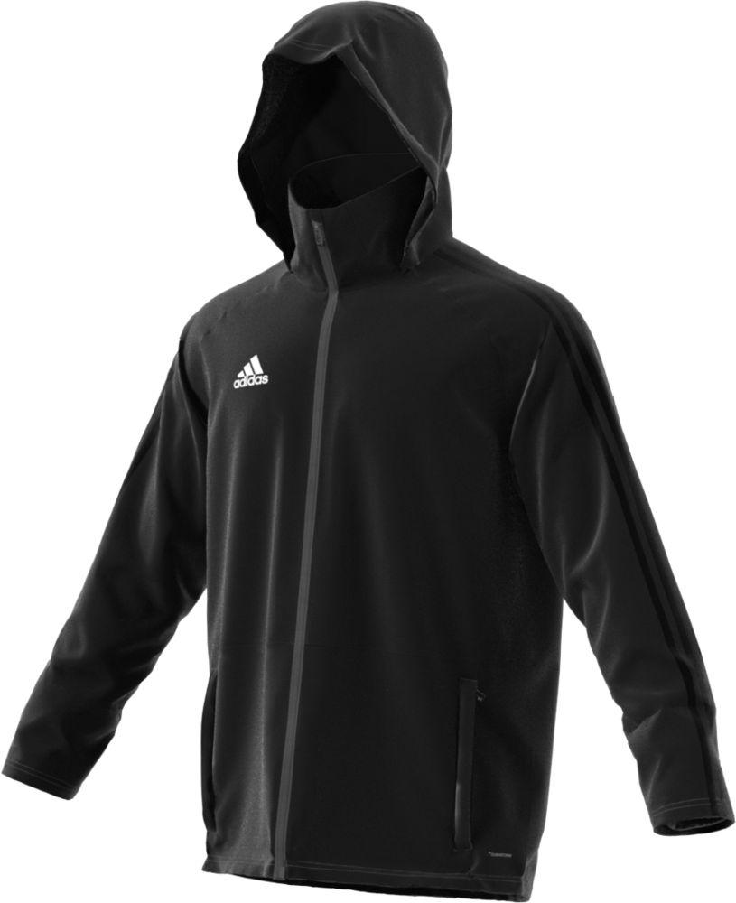 Куртка мужская Condivo 18 Storm, черная, размер S