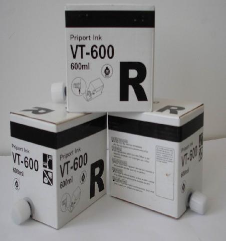 Фото - КраскасиняяRicoh VT-600 (CPI2), Type-1, 600мл краска оранжевая ricoh тип ii 600 мл
