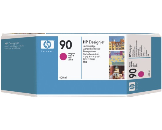 Фото - HP DesignJet 90 Magenta 400 мл (C5063A) жидкое мыло laiseven запахи прочь 400 мл body love odour remover