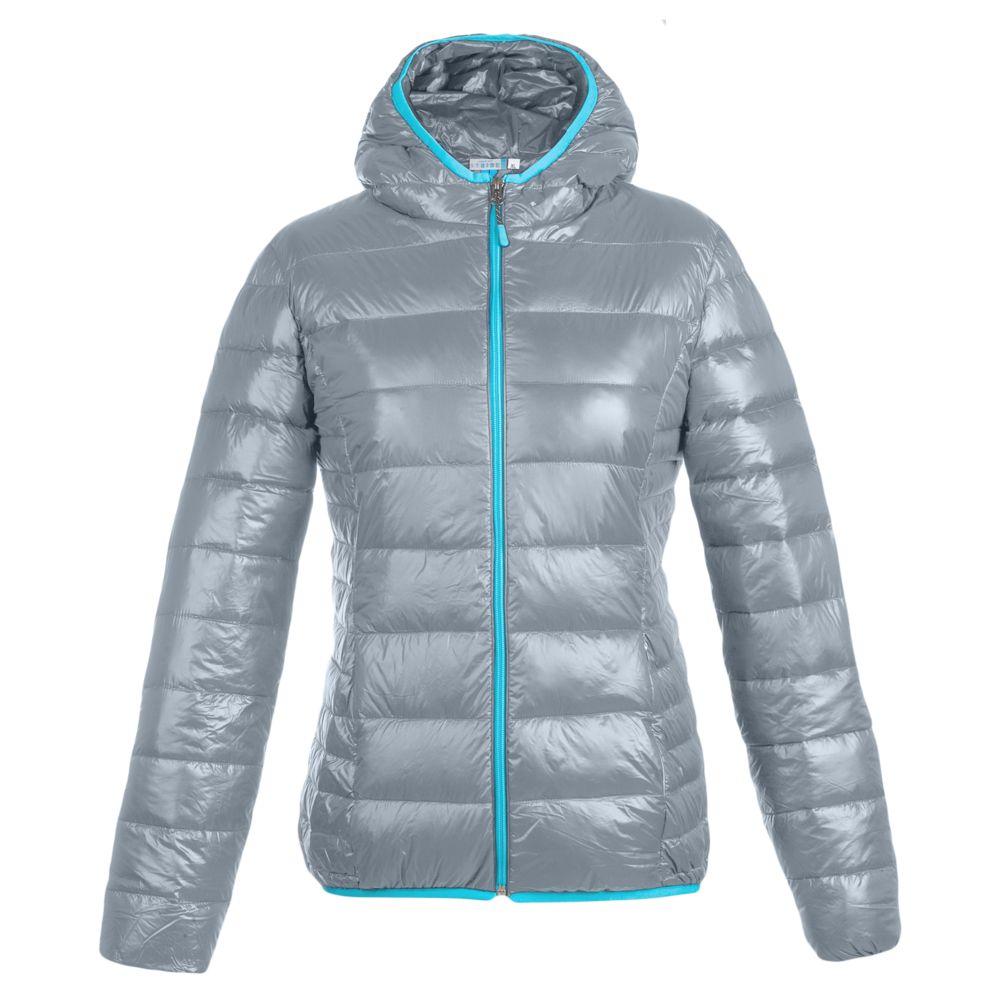 Фото - Куртка пуховая женская Tarner Lady серая, размер L куртка пуховая мужская tarner серая размер l