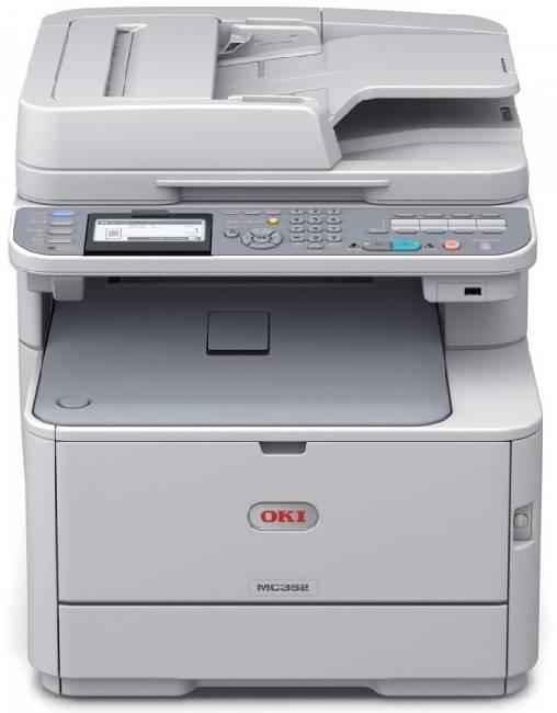 МФУ OKI MC363dnw-EURO (46403512) фото
