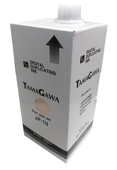 Краска черная TG-JP-500 (CPI-9),1000 мл, TAMAGAWA
