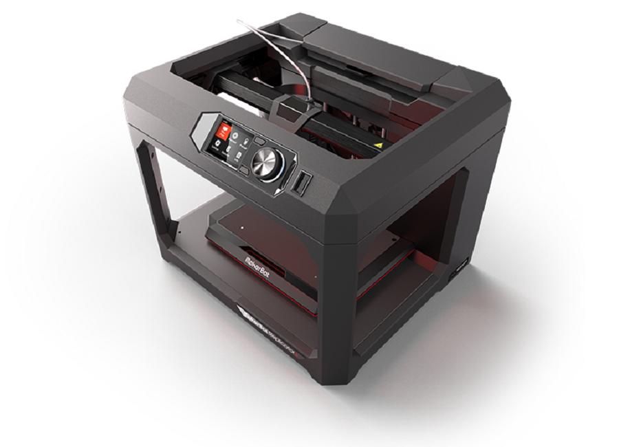 Фото - MakerBot Replicator+ 3d очки