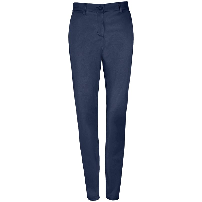 Брюки JARED WOMEN темно-синие, размер 38 luce della vita джинсы темно синие