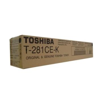 Фото - Тонер Toshiba T-281C-EK тонер toshiba t 281c ek