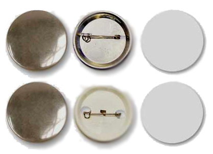 Фото - Заготовки для значков d75 мм, булавка, 100 шт кисть круглая кабуки для шлифовки и полировки сухих и жирных текстур енот d 22 5e