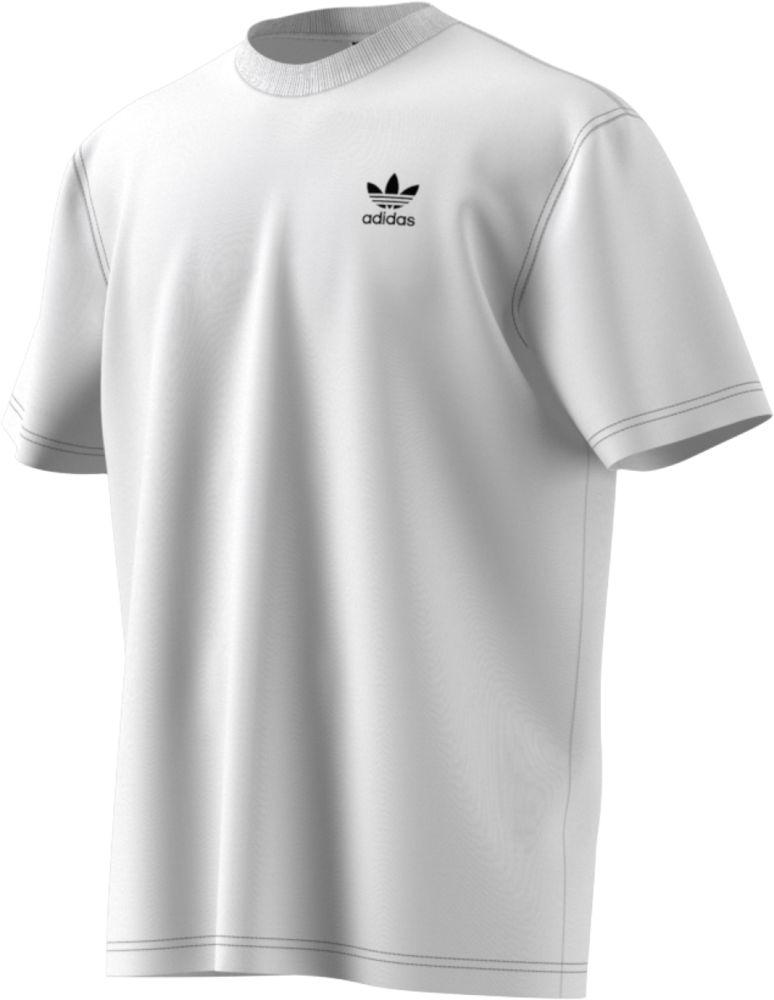 Футболка Standart Tee, белая, размер S