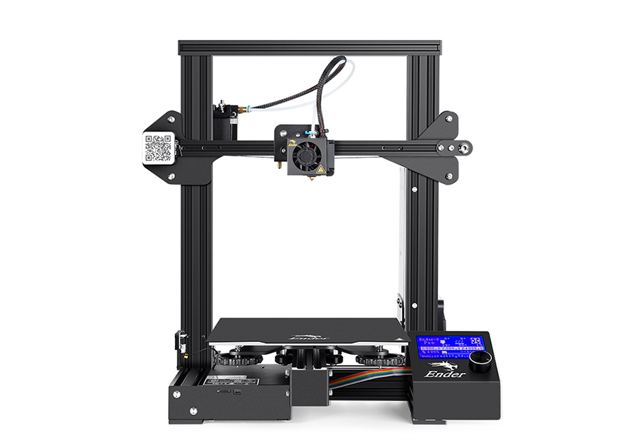 Creality Ender 3 creality ender 3d printer ender 3 or ender 3 pro diy kit meanwell power supply for 1 75mm pla abs petg from russia