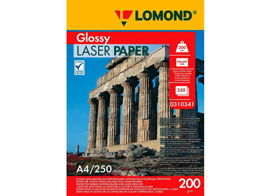 Фото - Lomond Matt DS Color Laser Paper матовая А3, 200 г/м2, 250 листов (0310331) бумага iq color а4 color 120 г м2 250 лист кораллово красный co44 1 шт