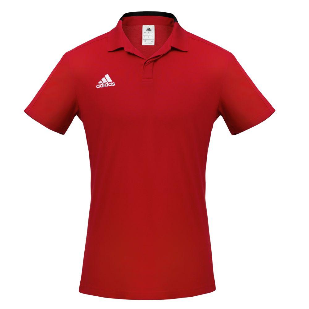 Рубашка-поло Condivo 18 Polo, красная, размер 2XL