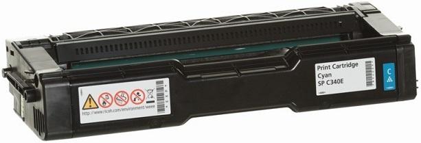 Ricoh Print Cartridge голубой SP C340E фото