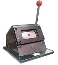 Вырубщик для значков Stand Cutter, 25x70мм вырубщик для значков multisheets cutter d 25 37 56 75мм