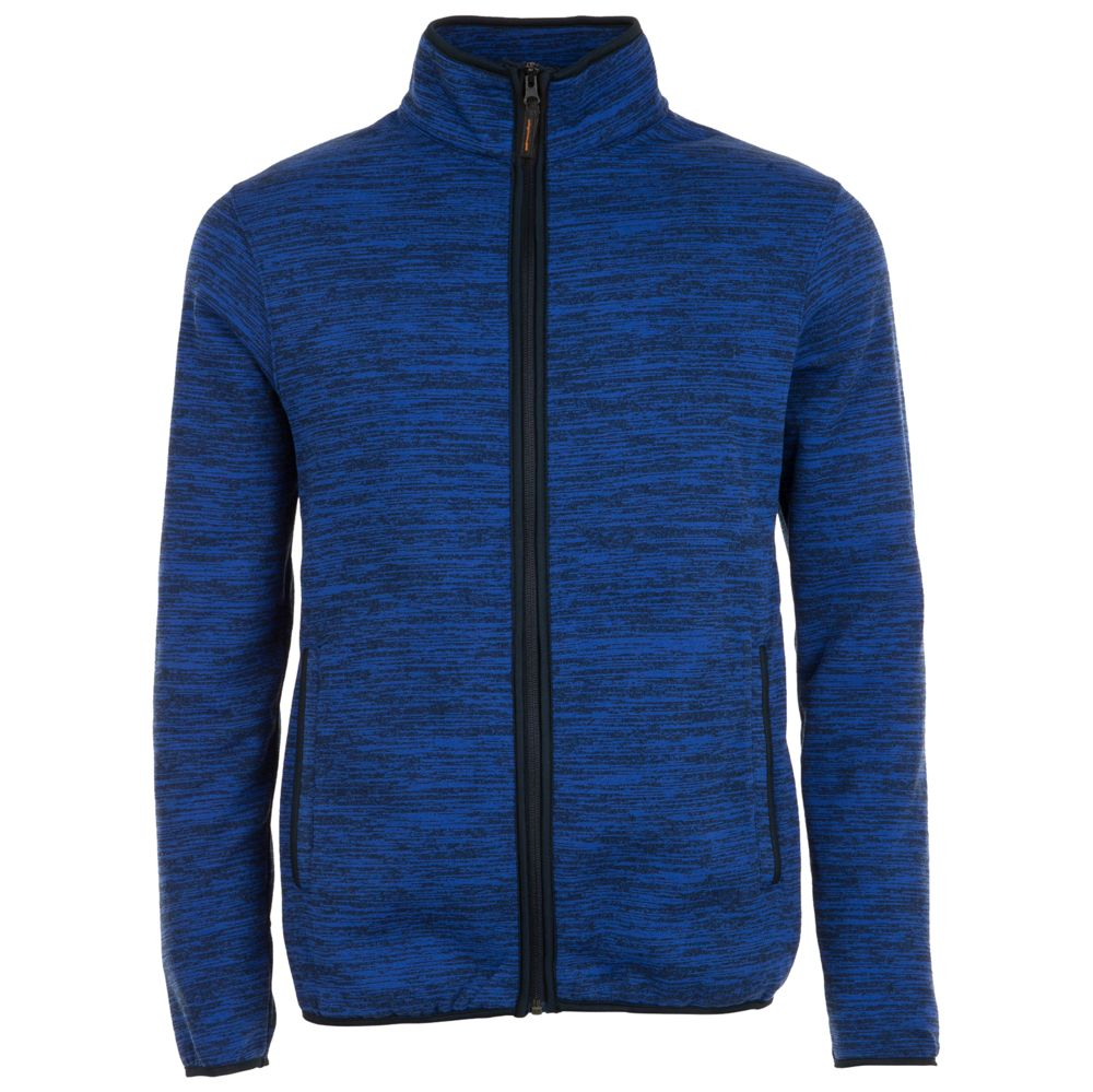 цена Куртка флисовая TURBO синий/темно-синий, размер S онлайн в 2017 году
