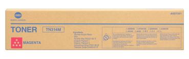 Фото - Тонер Konica Minolta TN-314M (A0D7351) тонер katun для konica minolta bizhub c220 280 360 develop ineo 220 280 360 синий tn 216c tn 319c туба 437г