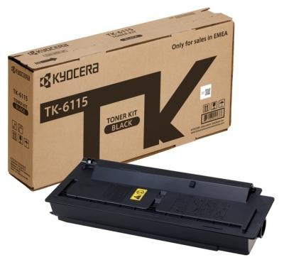 Тонер-картридж TK-6115 картридж kyocera tk 6115