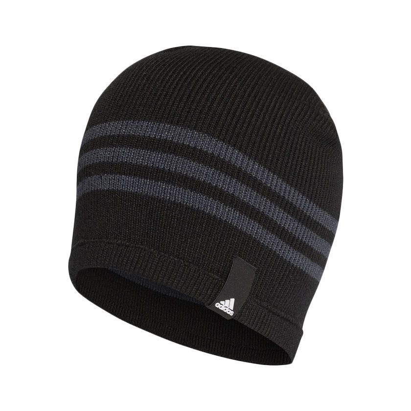 Шапка Tiro, черная с серым, размер 58 шапка adidas tiro cap s13319