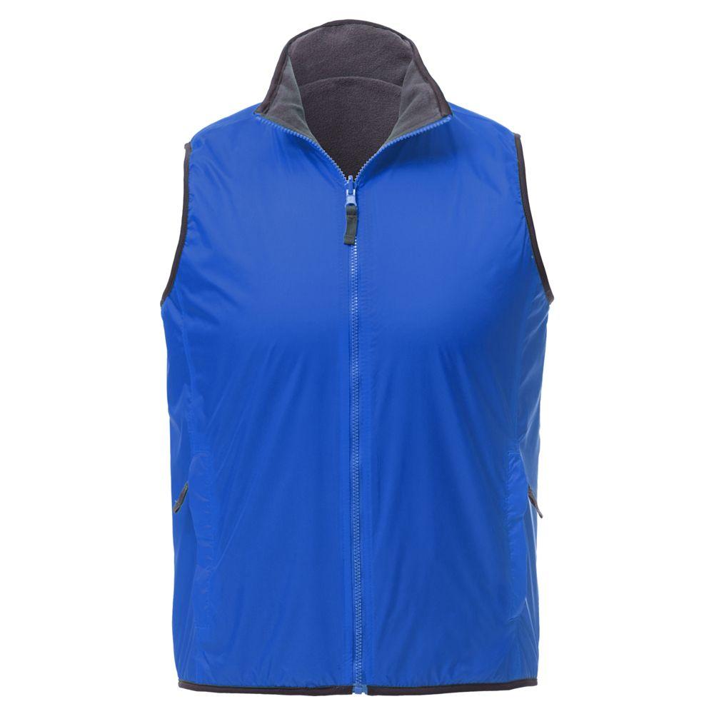 Жилет двусторонний WINNER, ярко-синий, размер XXL aishangzhaipin синий дождь 518 1 xxl